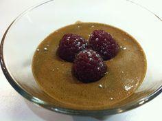 Mousse de chocolate www.receitadasemana.blogs.sapo.pt
