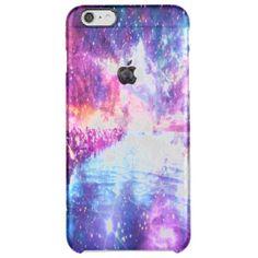 Venice Rainbow Universe Clear iPhone 6 Plus Case