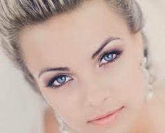 Best Wedding Makeup For Blondes Make Up Eyebrows Ideas Wedding Makeup For Blue Eyes, Wedding Makeup Tips, Natural Wedding Makeup, Blue Eye Makeup, Wedding Beauty, Skin Makeup, Wedding Make Up, Natural Makeup, Trendy Wedding
