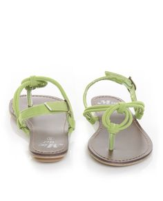 light green sandals for under my gown <3