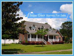 Homes For Sale in Sugar Creek in Mobile AL