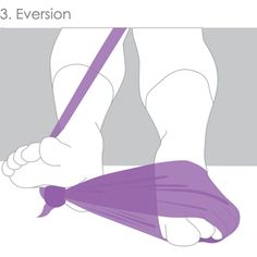 eversion foot exercise for dancers