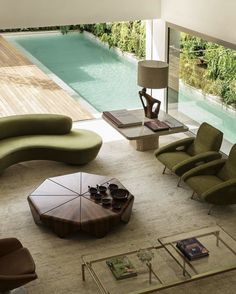 São Paulo living room • #lifegoals • mid century • modern • interior • vision board