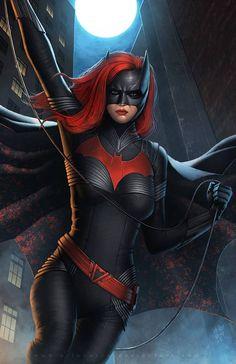 Batwoman Ruby Rose by erlanarya on DeviantArt