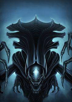 Alien Queen by ~Akiman on deviantART