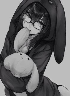 Rabbit on We Heart It