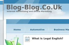Blog-Blog is an online blog on business topics include automotive blogs, education blogs, blog posting service and also lot more.