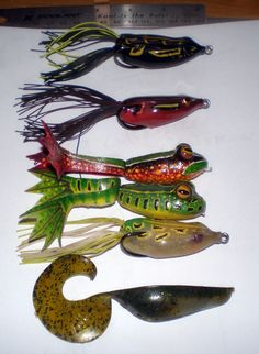 great fishing lures pics - Google Search