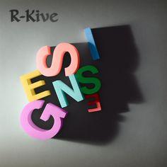 Genesis R-kive  |  Album cover
