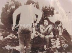 Jewish women undress b/f execution in Liepaja Latvia december 5, 1941Adolf Hitler fame prompts Holocaust history exhibition PtII  Mumbai