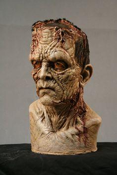 Rots-folio: Monster Blast Explosion   Sculpture