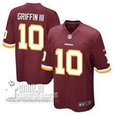 Robert Griffin III 10 Player Men s Short Sleeve T-Shirt Season Game Jerseys  Burgundy Size -- Awesome products selected by Anna Churchill 9169cbb54