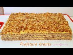 Prajitura Krantz cu nuci | Anyta Cooking - YouTube