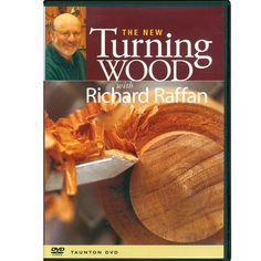 The New Wood Turning DVD with Richard Raffan