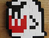LEGO custom kit: Super Mario Bros 3 Boo