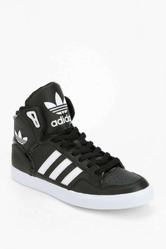 online retailer 7239c 0d80f adidas Originals Extaball Leather High-Top Sneaker Adidas Shoes Outlet,  Adidas Sneakers, High