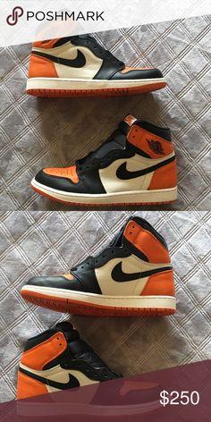 Jordan 1 shattered backboard 10/10 condition price is negotiable Jordan Shoes Sneakers