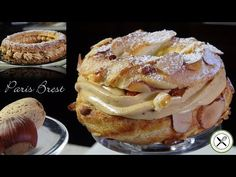 Paris-Brest Gâteau Recipe – Bruno Albouze – THE REAL DEAL. Link download: http://www.getlinkyoutube.com/watch?v=yeKXoxPwdL4