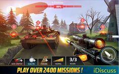 Kill Shoot bravo latest mod apk android 4.2
