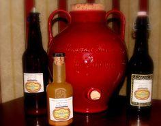 How To Make Your Own Vinegar & Apple Cider Drink, by Donna Schwenk's Cultured Food Life