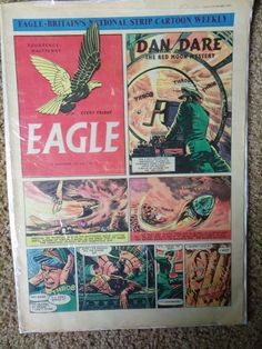 1951 Eagle - Britain's National Comic Strip Weekly