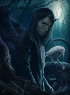theartofvlad.blogspot.rs/2015/… Be careful when dealing with faeries, not all of them are nice and benevolent. They can be mischievous and dangerous to humans. Some of them despise us. They ...