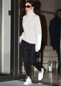 Victoria Beckham | casual, easy, comfy