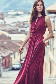 Terra Maxi Dress