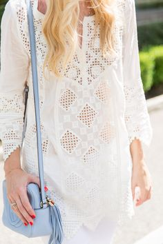 Unconventional Eyelet - A PIECE of TOAST // Lifestyle + Fashion Blog // Texas + San Fran