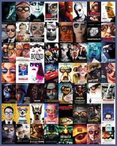 Glasses Movie Posters