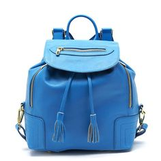 Harper Backpack - Maliblue