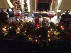 How to Create Christmas Sprays Using Old Christmas Trees