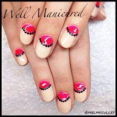 #wellmanicured #nails #nailart