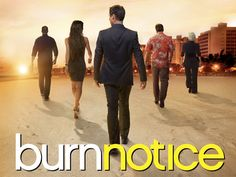 Burn Notice. This really is a good show! I have seen it on TV off and on but now need to start at the beginning and follow it through.