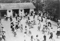 1940's Folk Dance, Four Winds Camp Style FW*WH
