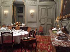 Kouskovo dresse la table à Champs - 2017
