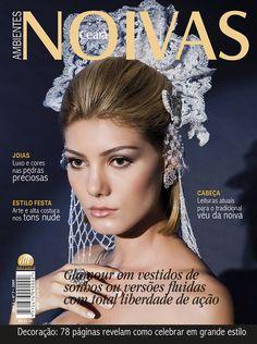 Noivas Ceará #7 - Glamour em vestidos de sonhos ou versões fluidas com total liberdade de ação.