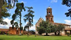 Único e irrepetible, es cuna del invencible Imperio Purépecha, #Michoacán te conquistará!