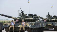T-80BV tanks