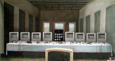 iPod Last Supper