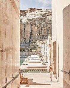 For a quiet moment to yourselves after the wedding!  Amangiri Hotel in Utah's Canyon Point 🙌🏻 .  .  .  .  .  📷 @vogueliving #honeymoon #honeymoonideas #wedding #weddinginspo #holiday #travel #weddinglistco #hotel