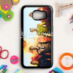 5Sos Superhero 2 Samsung Galaxy S6 Edge Plus Case   armeyla.com