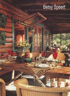 Betsy Speert's Blog: Lake Sunapee Cabin-Cottage-Cabin-Cottage there is a certain feel to 1940's cabins, this one has it