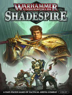 Warhammer Shadespire #Warhammer #AgeOfSigmar #GamesWorkshop