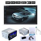 """7"""" Double 2DIN In Dash Car DVD Stereo CD Player USB SD Bluetooth IPOD FM Radio"""