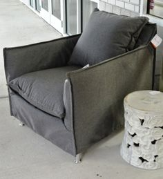 Lee Industries Outdoor Slipcovered Furniture