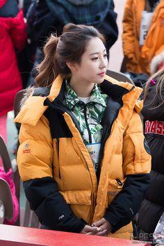 BESTie DaHye @ TV Show 'Let's Go Dream Team'