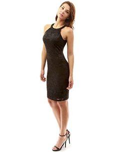 PattyBoutik Women's Halter Front Lace Overlay Sheath Dres... https://www.amazon.com/dp/B073WB8RFN/ref=cm_sw_r_pi_dp_U_x_YLACAb8PAQM1C