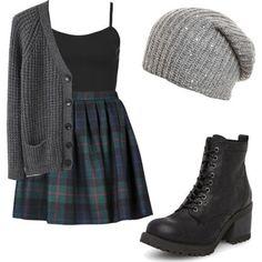 20 Outfit-Ideen für den Frühherbst - New Site Teen Fashion, Fashion Outfits, Womens Fashion, Fashion Fall, Fashion Black, Dress Fashion, Fashion Clothes, Style Fashion, Fashion Shoes