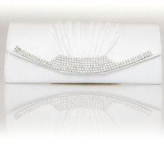 Women+Formal/Event/Party+Silk+Without+Zipper+Clutches/Evening+Bags+–+EUR+€+17.63 Wedding Bag, Formal Wedding, Online Bags, Evening Bags, White Wine, Hair Accessories, Clutches, Zipper, Party
